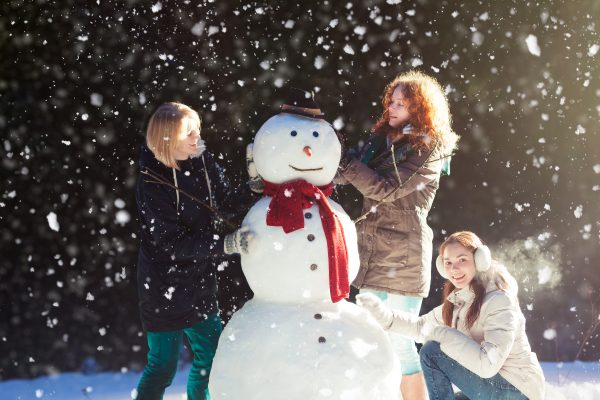 Estate Planning is Like Building a Snowman - Voorhees & Ratzlaff Law Group